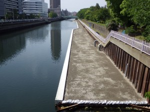 完成 清水橋~本村橋